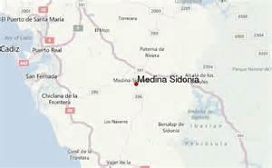 medina sidonia location guide