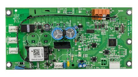 genie circuit board rs