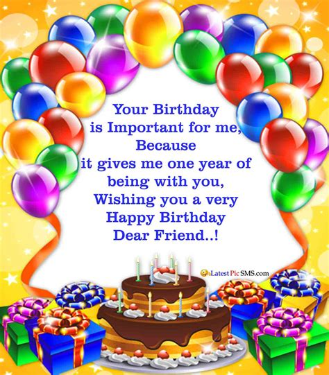 best birthday happy birthday wishes for best friend quotes in