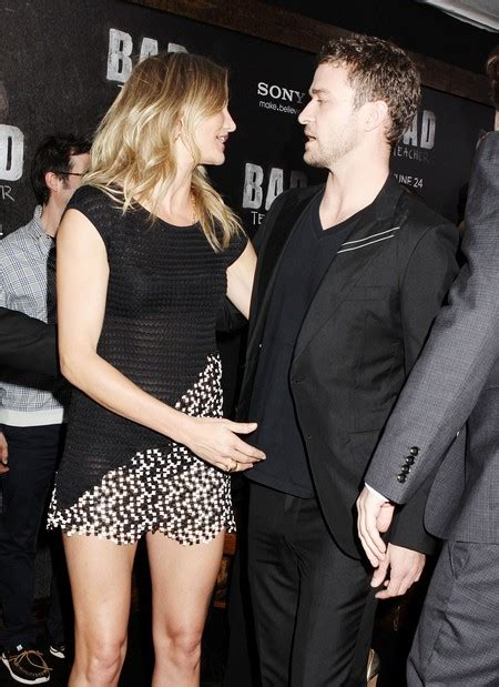 Biel Could So Kick Cameron Diazs by As Cameron Diaz Professes For Justin Timberlake