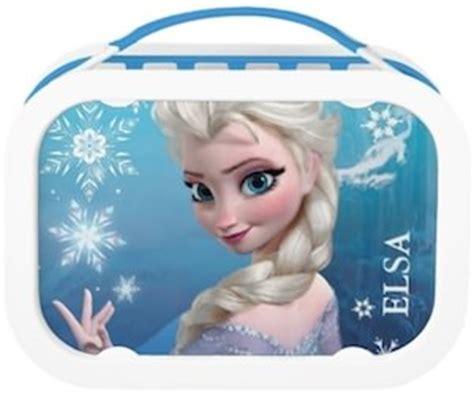 Snow Frozen Lunchbox disney frozen elsa lunch box