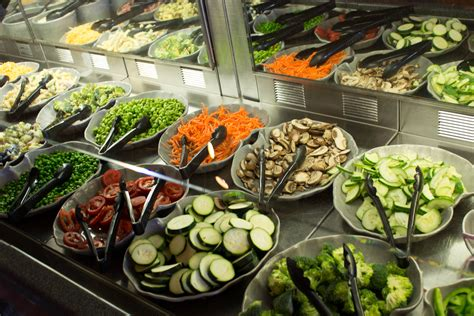 The Beauty And Bounty Of The Steakhouse Salad Bar Eater Best Buffet Salads