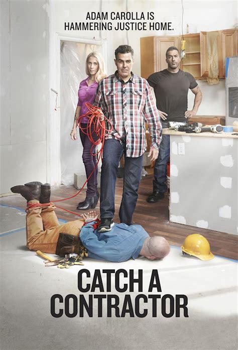 catch a contractor planning et informations de la s 233 rie
