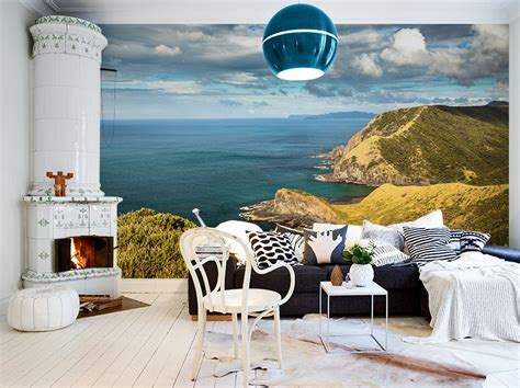 pixers wall murals nature inspired eye deceiving wall murals to make your home look bigger architecture design
