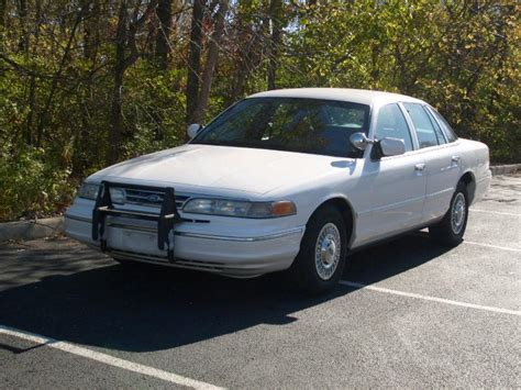 1996 Ford Crown Victoria Owners Manual Pdf Repair