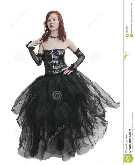 i was dressed as a girl by someone group with personal gothic girl in black dress stock photo image of dressed