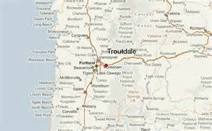 troutdale location guide