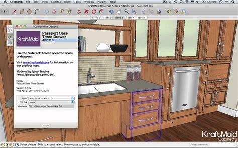 igloo studios products for sketchup kraftmaid cabinetry sketchup kraftmaid cabinets mf cabinets