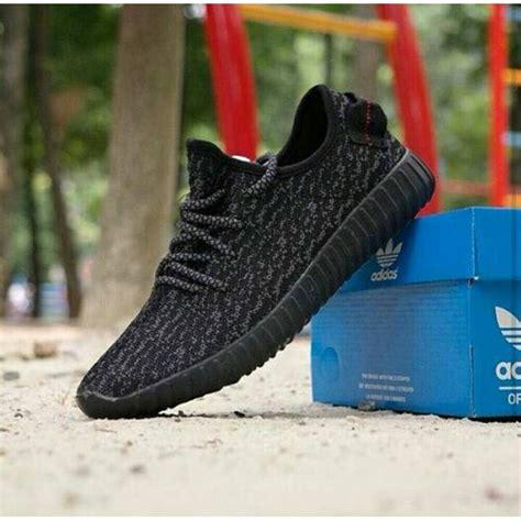 Sepatu Adidas Sepringbled Yzy Pria sepatu adidas yeezy yezzy yzy boost 350 sply v2 black