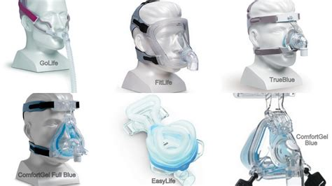 Types Of Cpap Machines by Choosing The Best Type Of Cpap Bipap Mask For Sleep