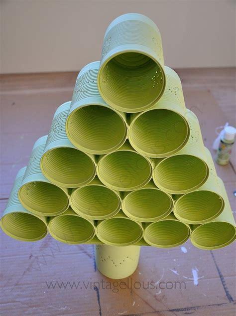 arbol de navidad de vasos de plástico mira c 243 mo hacer este hermoso 225 rbol de navidad con latas recicladas 161 f 225 cil original y r 225 pido