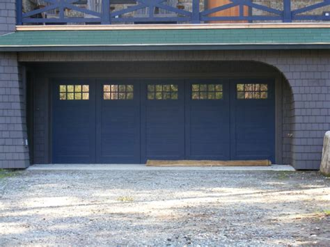 Oversized Garage Doors by Oversized Garage Doors Large Doors False Center Post