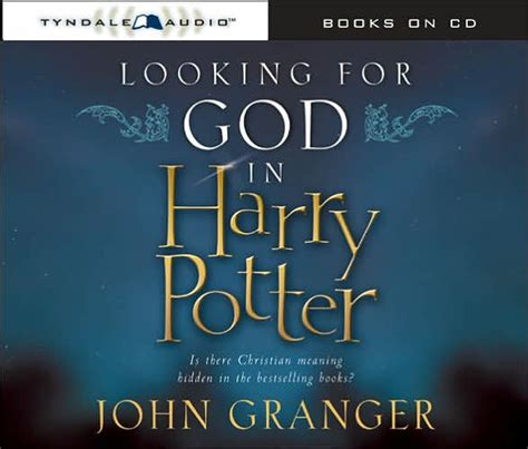 searching for god in the garbage books looking for god in harry potter is there christian