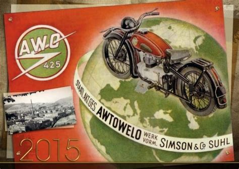 Awo Motorrad Kalender by Willkommen 2015 Enduro Klassik De