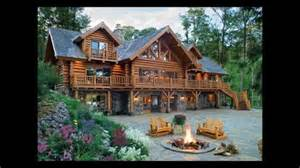 Luxury Cabin Plans Minnesota Log Homes Lakeplace Com Youtube