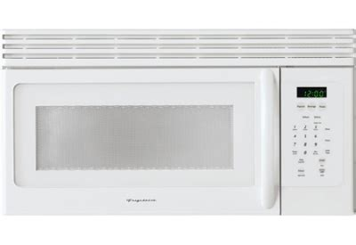 maytag microwave auto fan turn frigidaire range white microwave oven fmv157gs abt