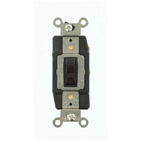 wiring single pole single throw toggle switch