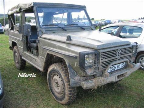 jeep peugeot peugeot jeep p4 toutes les voitures de l 233 e 1982
