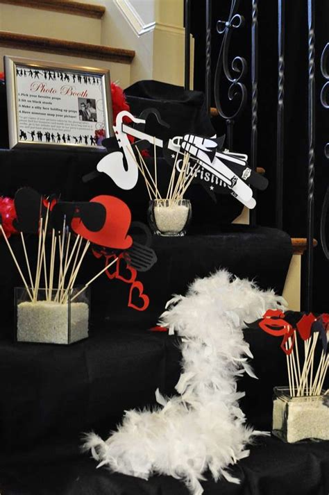 swings and things birthday party 1950 s swing dance jazz club birthday party ideas