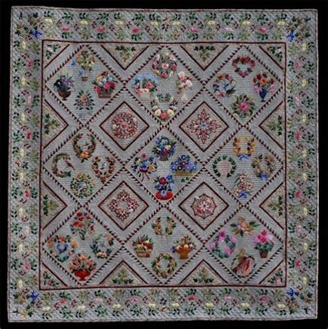 Brown Bird Quilt by Delight