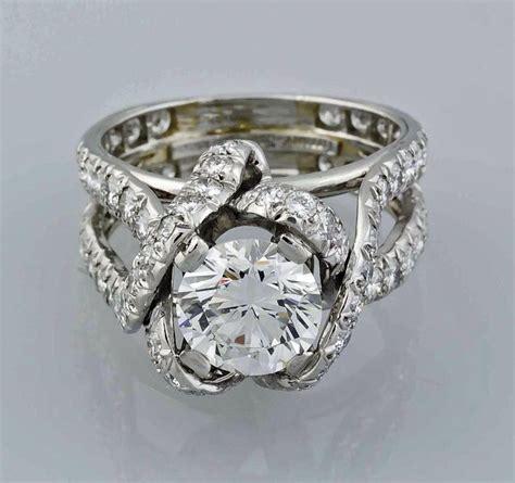 vintage rings uk wedding promise