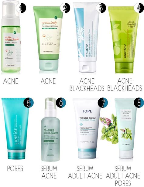 8 Great Skin Care Products by Best Korean Skincare Prods For Combo Sensitive Problematic