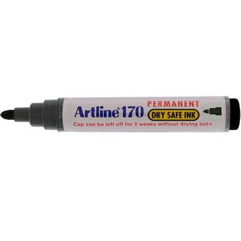 Pen Paper Faster Permanent Marker P70 artline 170 marker pen black five stationery sdn bhd stationery malaysia office