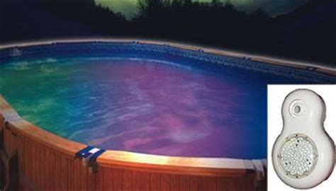 above ground pool lights color changing aurora color changing light for above ground pools