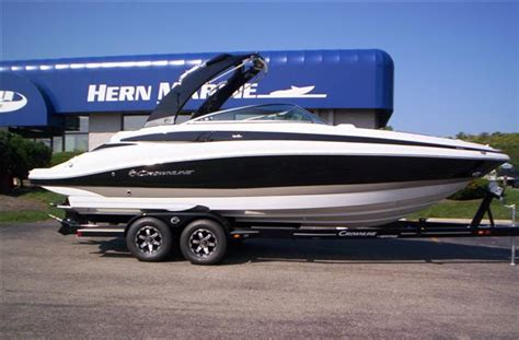 crownline boat builder crownline runabouts new255 ss boattest