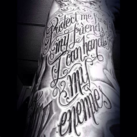 25 best ideas about gangster tattoos on pinterest