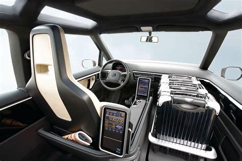 volkswagen concept van interior 2010 volkswagen berlin taxi autokonzepte