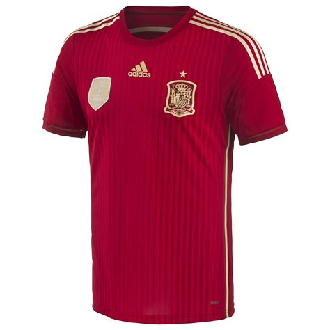 adidas spain home jersey authentic world cup 2014