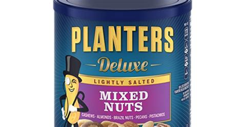 Planters Mixed Nuts Coupon by Coupons And Freebies 15 25oz Planters Deluxe Mixed Nuts