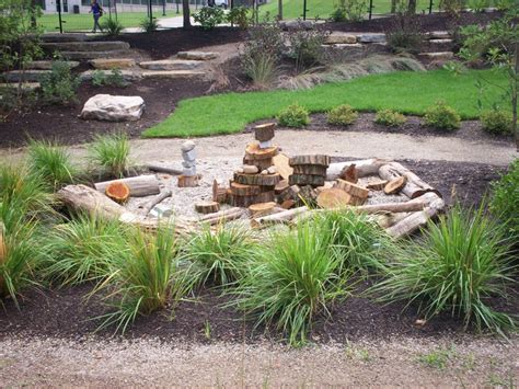 backyard playscape designs 1000 images about natural playgrounds on pinterest