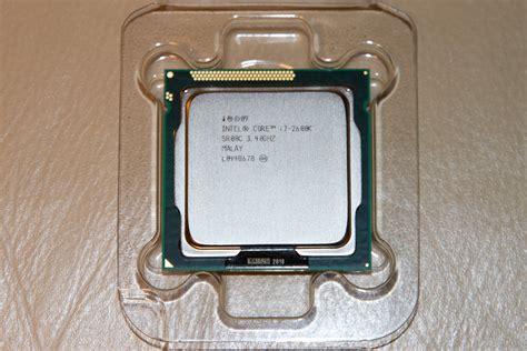Home Hardware intel core i7 2600k