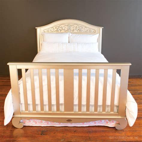 Silver Baby Crib Chelsea Lifetime Crib Antique Silver