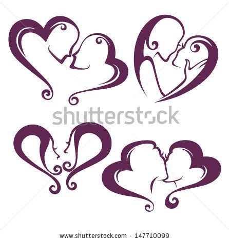 couple tattoo vector woman love vector collection of lesbian couples stock
