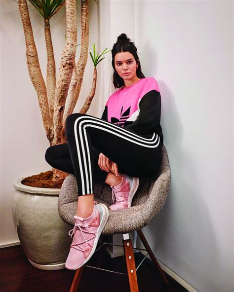 kendall jenner adidas originals arkyn collection 2018