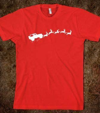 jeep christmas shirt christmas santa jeep sleigh reindeer nyc jeeps tees
