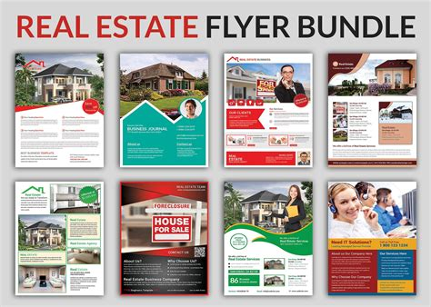 e flyer templates real estate email flyers and marketing flyers