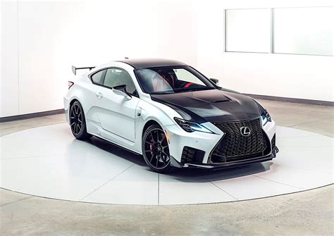 2020 Lexus Rcf Price by 2020 Lexus Rc F Readies For Detroit Auto Show Debut With