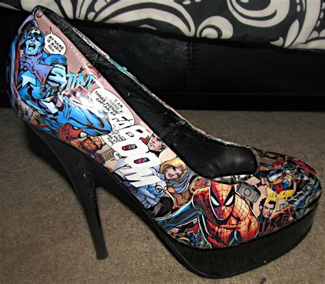 Decoupage High Heels - 17 best images about costume ideas on