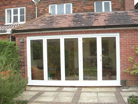 Bifold Patio Doors Upvc Aluminium Vs Upvc Which Material Is Best For Bifold Doors