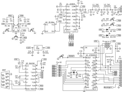 avr schematic diagram of lfc and avr of a turbo