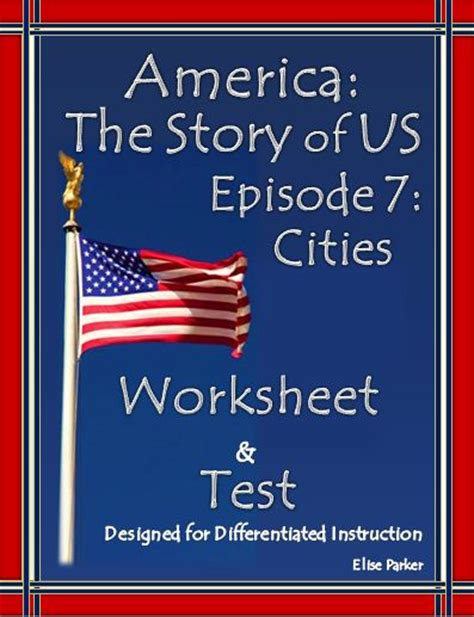 America The Story Of Us Episode 7 Worksheet america the story of us episode 7 quiz and worksheet