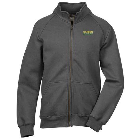 Gildan Jaket 4imprint gildan premium zip jacket embroidered