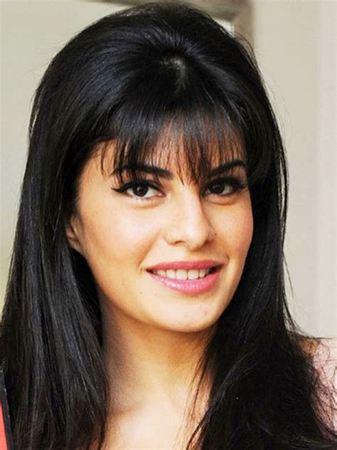 jaqueline hair cut 5 best bollywood actress with front hair bangs