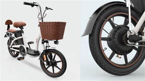 elektrikli bisiklet duenyasinin xiaomi imzali ucuz modeli