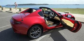 2017 mazda mx 5 rf review caradvice