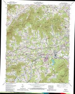 enka topographic map nc usgs topo 35082e6